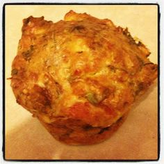 Healthy and Hearty: Savoury Muffins