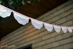 Paper Doilies Ceiling Decor |  Allarde-Buensuceso Wedding at Light of Love - Cherish Wedding Events, Weddings, Paper Doilies, Ceiling Decor, Event Styling, Pretty, Crafts, Style, Swag