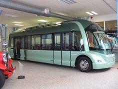 Volvo future concept bus