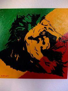 The King Lion 40x40 par MrKmeleon