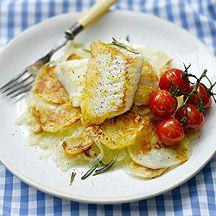 Potato Salad, Pasta, Breakfast, Ethnic Recipes, Health, 20 Min, Food, Recipes, Fish Dishes