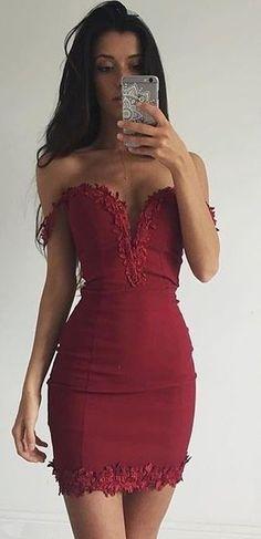 #summer #flirty #outfitideas | Little Red Dress