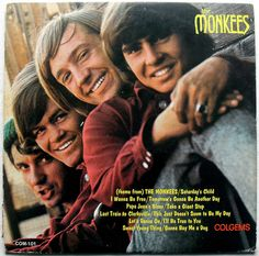 THE MONKEES 1960s LP vintage vinyl record album by Christian Montone, via Flickr