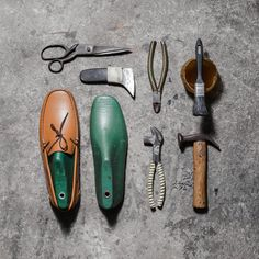 SUBMISSION: A Shoemaker's Essentials. Shot by Raniel Hernandez for Straightforward Clothing PH.