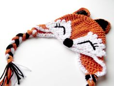 Sly Little Fox Hat
