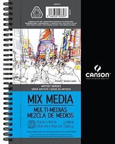 "Canson Artist Series Mix Media Pad, 5.5""X8.5"" Side Wire C... https://www.amazon.com/dp/B018QCQOLW/ref=cm_sw_r_pi_awdb_x_fMkIybKMMVWJ9"