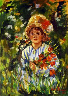 Betty van Beurden, in bezit van Tiny van Rooij.