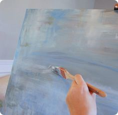 Inspired: Large Scale Abstract Art | Centsational Girl