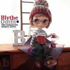 ◆Blythe Outfit◆ブライス♪TTYAオーバーオール7点set NO69 - ヤフオク!
