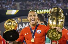 Chile 0 (4) - Argentina 0 (2) Alexis Sanchez, Centenario, Fifa World Cup, Superstar, Football, Album, Ps, Lovers, America's Cup