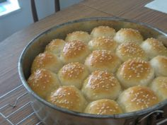 Khaliat al Nahal (known by many as Khaliat Nahal) literally means Bee's Hive in Arabic. This is because the buns are baked close to each other in a round pan in a honeycomb like pattern and t…