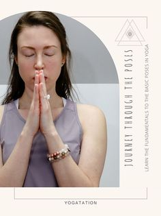I created this pose guide to help YOU learn the 30 fundamental basic poses in Yoga. Through the use of this beginner guide, I hope to show you some of the most common poses and modifications so that any pose can be accessible to all. I hope this will help you to feel more confident in your practice and allow you to step into a studio with grace knowing that you have the basic fundamentals. It's my goal to guide you in changing your life through a consistent, judgment-free, and fun yoga…
