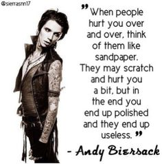 Andy.. Never thought of it that way..