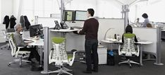 Article: The Surprising Benefits of Sit-to-Stand / Herman Miller