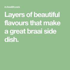 Biltong, mushroom and feta pap tert Kos, Biltong, Good Food, Yummy Food, Yummy Recipes, South African Recipes, Feta, Side Dishes