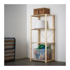 HEJNE 1 seksjon - 78x50x171 cm - IKEA