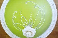 Princesscake by My Michaela Salminen. Princesstårta. Prinsessakakku