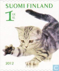 Postage Stamps - Finland - Pets