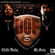 Legendary rappers laid the foundation for Gospel Rap!