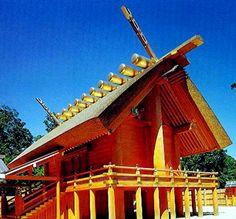 Ise Shrine, Japan