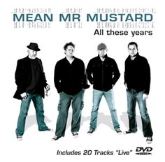 Mean Mr Mustard ~ my favorite South African band Great Albums, Afrikaans, Where The Heart Is, Album Covers, South Africa, Mustard, Musicians, Spice, Lyrics