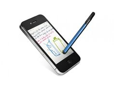 Capdase Stylus Pen for iPad / iPhone / iPod Series & smart phones