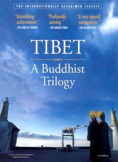 Tibet : A Buddhist Trilogy ~ Documentary Film