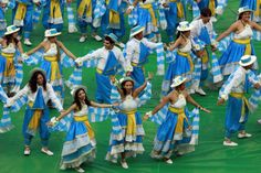 Abertura da copa do mundo 2014 Brasil