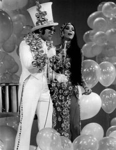 with Cher