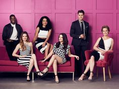 On July 11 ready to meet the fabulous cast of The Bold Type.
