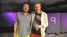 Simon leBon and John Taylor of Duran Duran swing by studio q while on the Canadian leg of their Paper Gods tour.