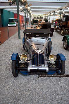 Sandford. Collection Schlumpf - Cité de l'Automobile. Mulhouse car museum. Classic car. Foto Xabi Albizu