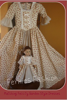 American Girl clothes for doll and child