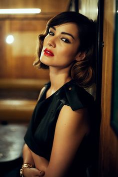 Berenice Marlohe by iamjeffhahn, via Flickr