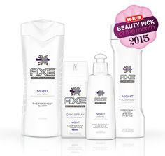 The January 2015 Beauty Pick of the Month is Axe White Label. Try four new sophisticated scents: Night, Forest, Island, and Air all come in dry spray antiperspirant, antiperspirant stick, body wash, shampoo+conditioner, cooling style cream and style refresher. The easy to use styling products keep your hair neat and sharp without the stiffness. #HEBbeauty