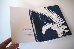 Anna Mavromatis: Artists' Books: in the SUNlight