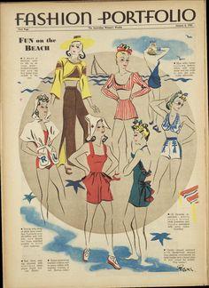 Issue: 6 Jan 1940 - The Australian Women's Week...
