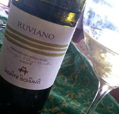 Ruviano Verdicchio Castelli di Jesi Classico 2013 - Vinhos de hoje