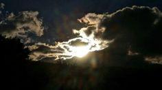 Sonnenuntergang über Lauter