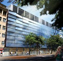 Rekonštrukcia administratívnej budovy Bratislava, Slovensko Architekti Šebo Lichý Architekti, Bratislava, Multi Story Building, Atelier