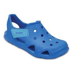748a8cbc063c Crocs Swiftwater Wave Kids Clogs. Water Shoes ...
