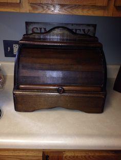 Bread box from Goodwill