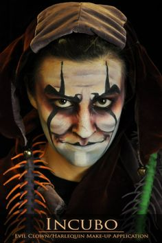 Pretty Clown Makeup   clown makeup