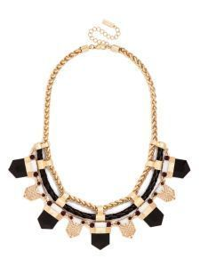 Idée et inspiration Bijoux :   Image   Description   Braided Tribal Collar