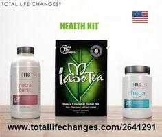 Total Life Changes Hispano Estados Unidos. Una Oportunidad de Negocio Inteligente: Kit Salud