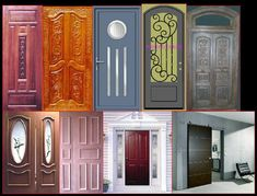 Test osobowości - Które drzwi wybierasz? — Krok do Zdrowia Doors, Home Decor, Personality, Health, Lens Flare, Puertas, Quote, Decoration Home, Room Decor