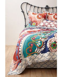 We love the print on this quilt! Get it here: http://www.bhg.com/shop/anthropologie-tahla-quilt-p517b61e2e4b041d621bf07ea.html?mz=a