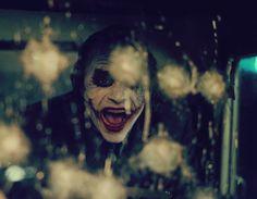 Heath Ledger as The Joker in The Dark Knight Joker Heath, Joker Batman, Joker Art, Heath Ledger Joker Laugh, Joker Ledger, Batman Art, Batman Robin, The Dark Knight Trilogy, Batman The Dark Knight
