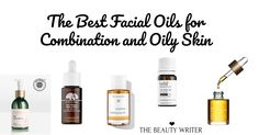 The 5 Best Face Oils for Oily Skin -- Today on The Beauty Writer: Your source for beauty, product reviews, and skincare talk since 2007.