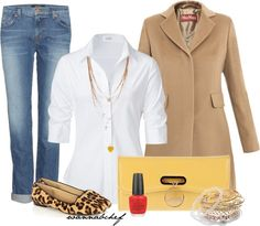 """""""Casual and Christian Louboutin"""" by wannabchef on Polyvore"""